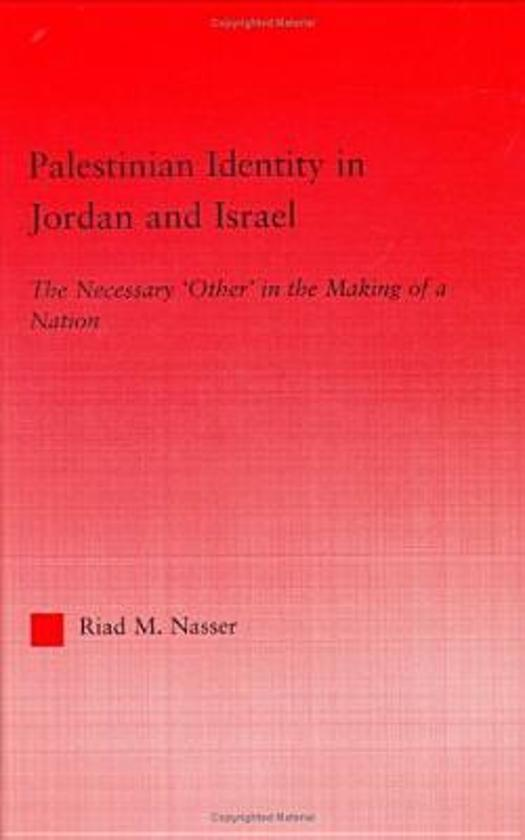 palestinian national identity The appropriation of falafel as the 'national dish of israel' and palestinian national identity: an exercise in the application of postcolonial methodology.