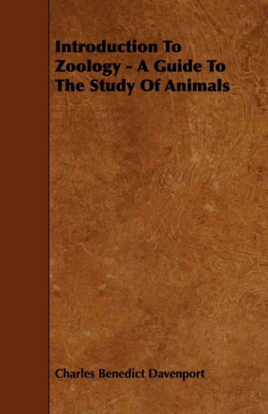 study guide intro to zoology
