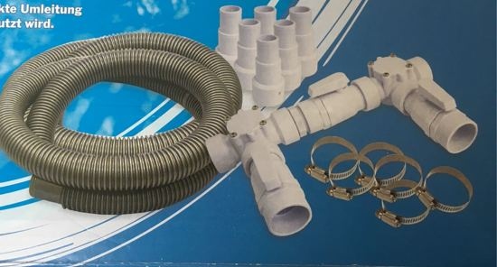 Interline Zwembad Interline Bypass kit - t.b.v. warmtepompen