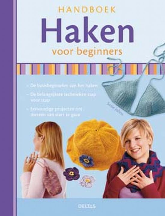 Bolcom Handboek Haken Voor Beginners S Johns 9789044710137