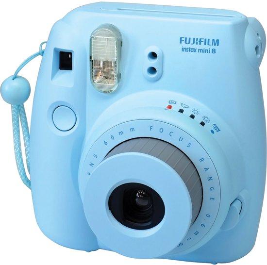 Ongebruikt bol.com   Fujifilm Instax Mini 8 - Blauw HZ-39