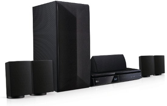 LG LHB625 - Home Cinema Set