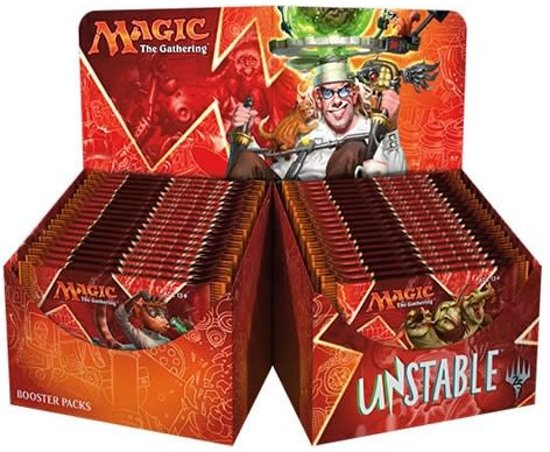 Magic The Gathering Unstable Booster Display (36 boosters)