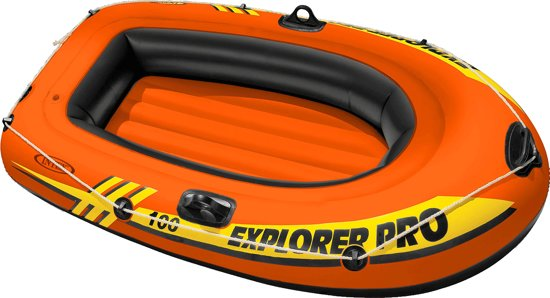 Intex Explorer Pro 100 - Opblaasboot