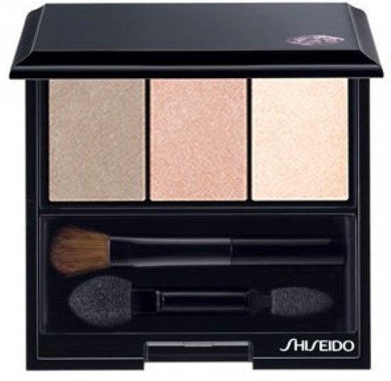 Shiseido Luminizing Satin Eye Color Trio - BE213 - Nude - Oogschaduw Palet