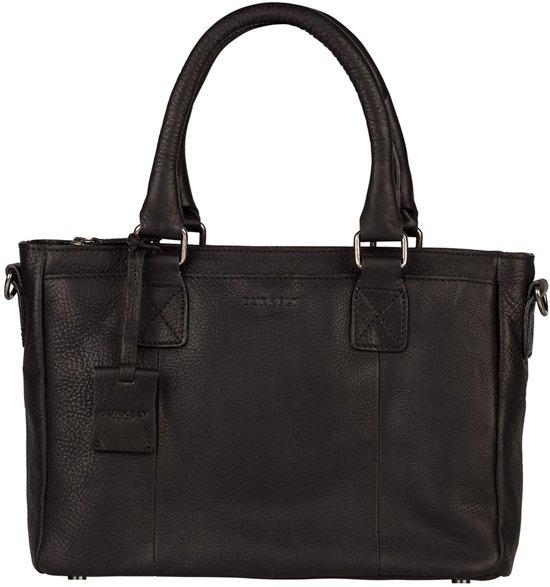 6f5ee122fc1 bol.com   BURKELY Antique Avery Handbag S zwart
