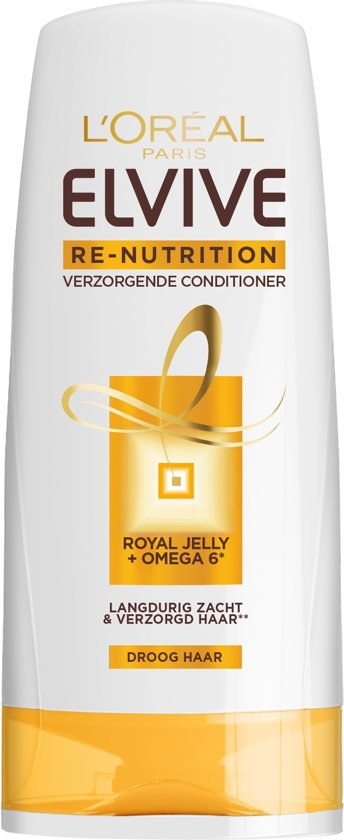 L'Oréal Paris Elvive Re Nutrition Conditioner - 200 ml