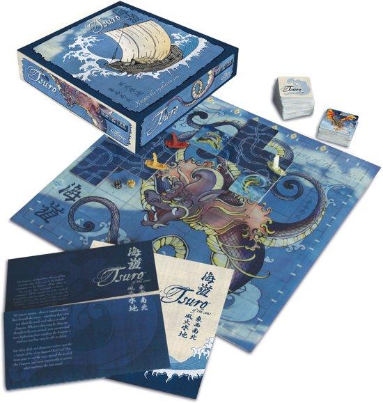 Tsuro of the Seas - Engelstalig Bordspel