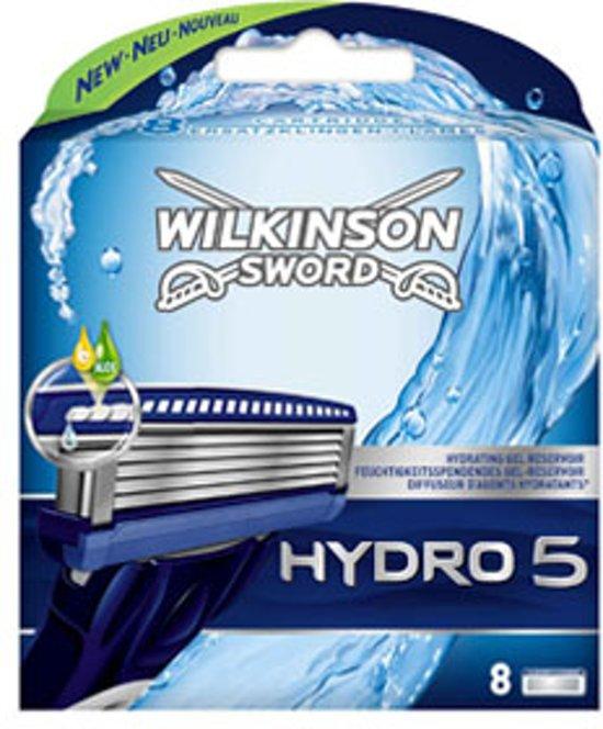 Wilkinson Sword Hydro 5 - 8 stuks - Scheermesjes