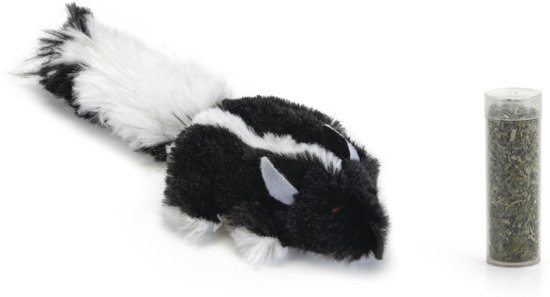Beeztees Snuffy - Kattenspeelgoed -  Incl. Catnip - 14 cm