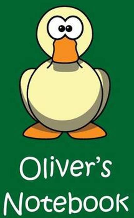 Oliver's Notebook
