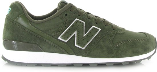 new balance dames legergroen