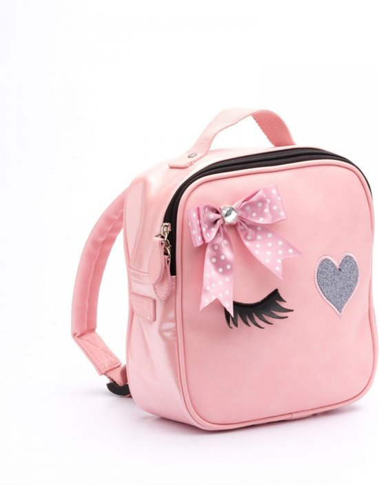 Zebra Trends Rugzakje Lashes - Pink