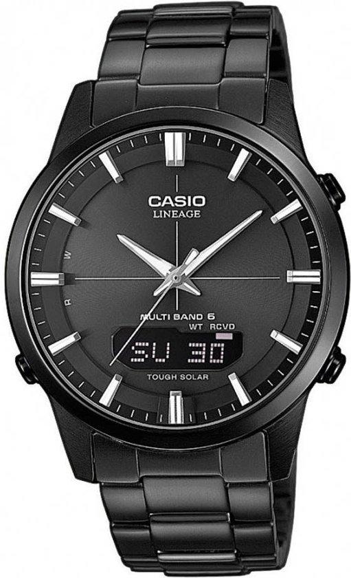Casio Radio Controlled horloge LCW-M170DB-1AER - 39 mm - Staal - Zwart voor €201,20