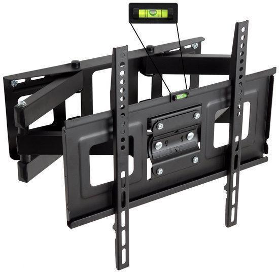 Tectake 400968 tv beugel - Support mural tv angle ...