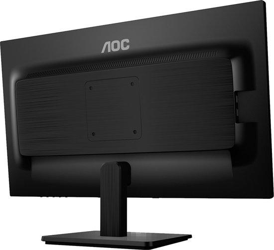 AOC E2775SJ computer monitor 68,6 cm (27'') Full HD LED Flat Zwart
