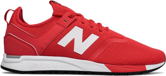 Rood Maat Mannen New 5 247 Balance 42 Sneakers wit wtxYA0gYq