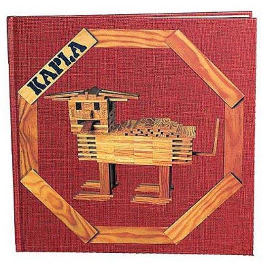 KAPLA Voorbeeldboek Deel 1 - Rood