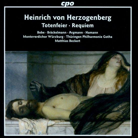 Requiem Op72 & Totenfeier Op80