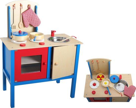Houten Keuken Speelgoed : Bol houten keuken set speelkeuken speelgoed