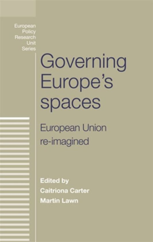 Governing Europe's Spaces
