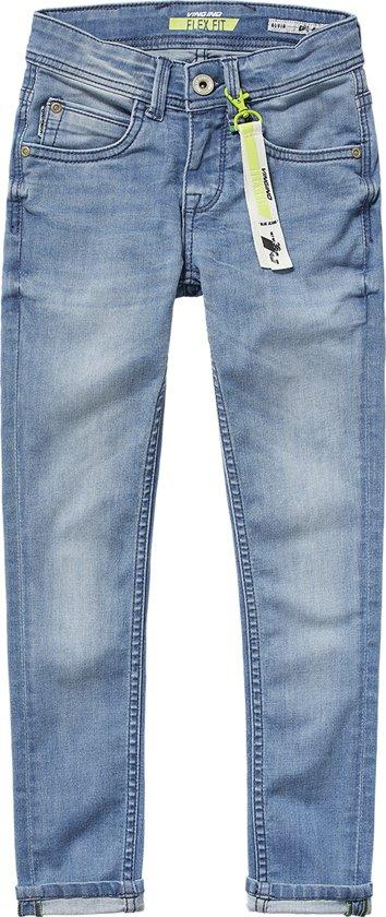 5501fd1a4b42b5 bol.com   Vingino Jongens Jeans - Light Indigo - Maat 140