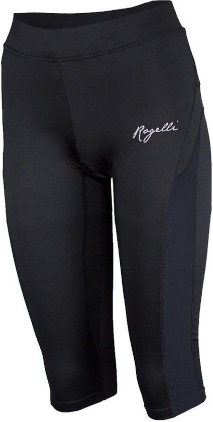 Rogelli Midori Running Knicker - Hardloopbroek - Vrouwen - Maat M - zwart