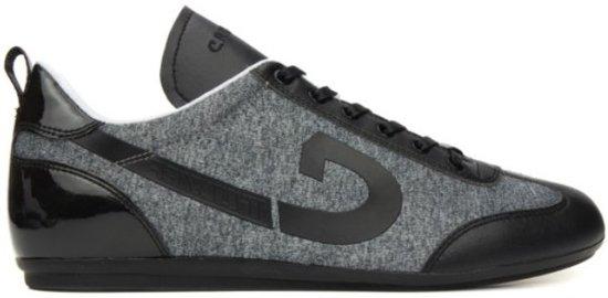 24f10b8fe49 bol.com | Cruyff Vanenburg zwart sneakers heren (S)