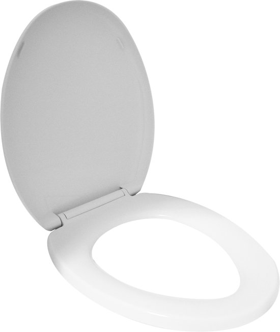 Plieger Toiletzitting Softclose.Bol Com Plieger Toiletzitting Softclose Fixclip Wit