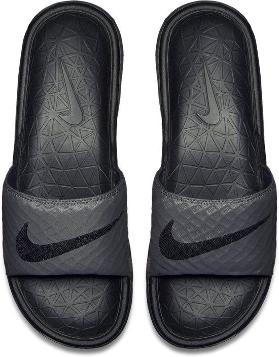 Solarsoft Nike Benassi Zwart Slippers Heren PqZ4x