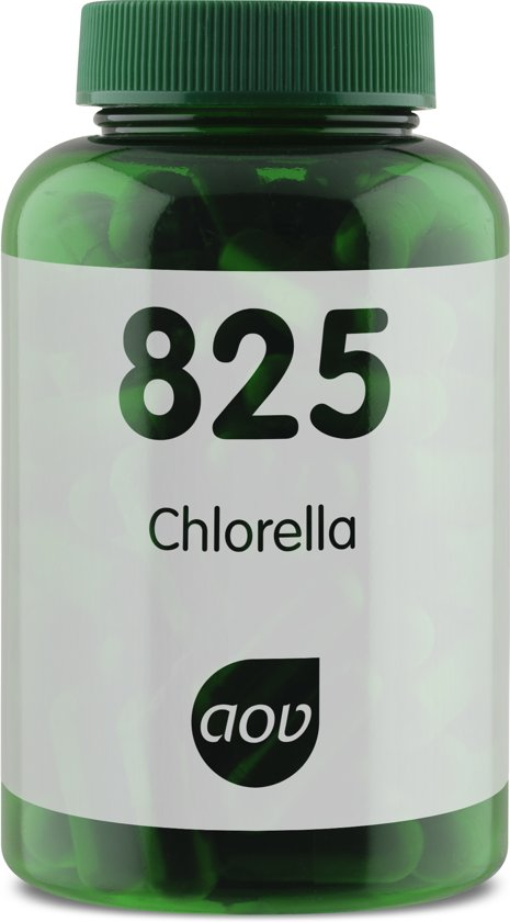 Aov Chlorella Caps 825