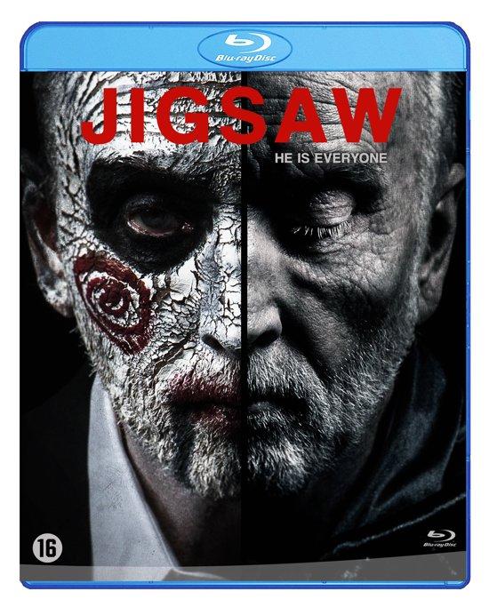DVD cover van Jigsaw (Blu-ray)