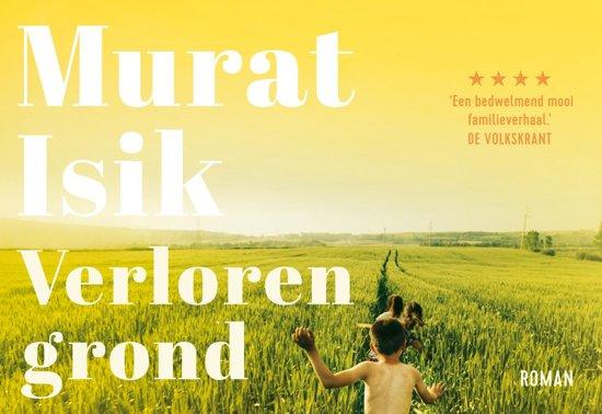 Boek cover Verloren grond van Murat Isik (Onbekend)