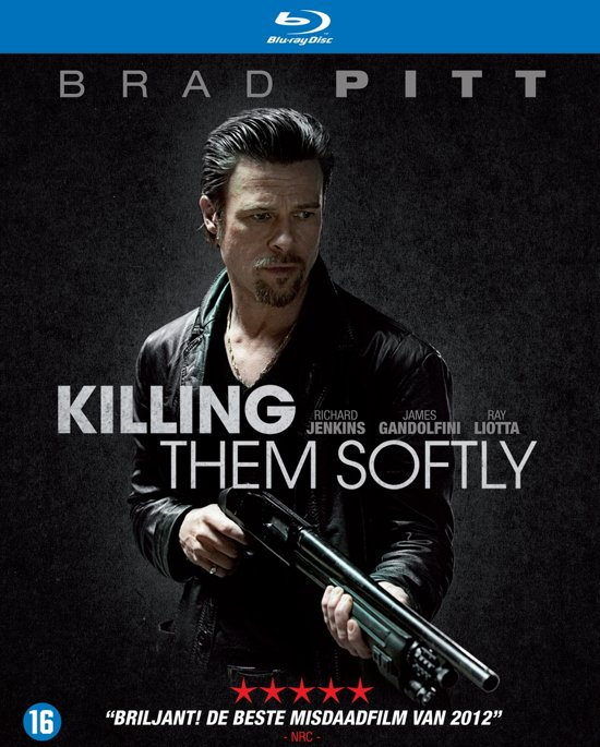 Cover van de film 'Killing Them Softly'