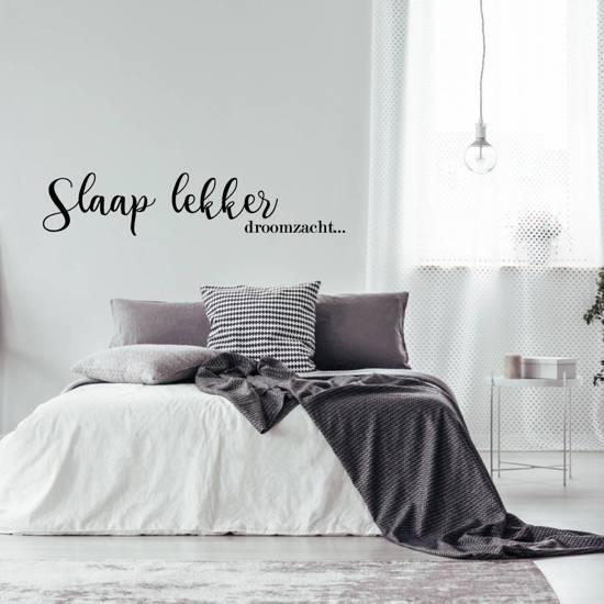 Muurstickers Slaapkamer Goedkoop : Bol.com muursticker4sale muursticker slaap lekker droomzacht