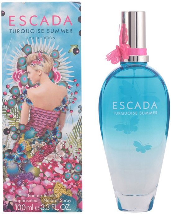 Escada - Eau de toilette - TURQOISE summer - 100 ml