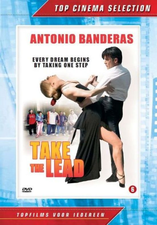 Cover van de film 'Take The Lead'