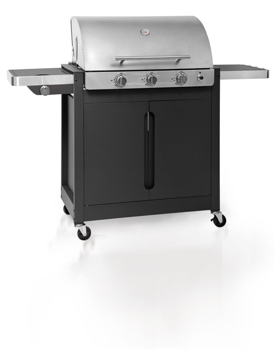 barbecook brahma 4 2 gasbarbecue inox. Black Bedroom Furniture Sets. Home Design Ideas