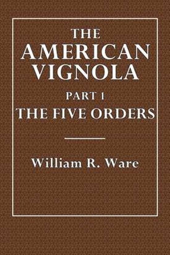 The American Vignola Part I