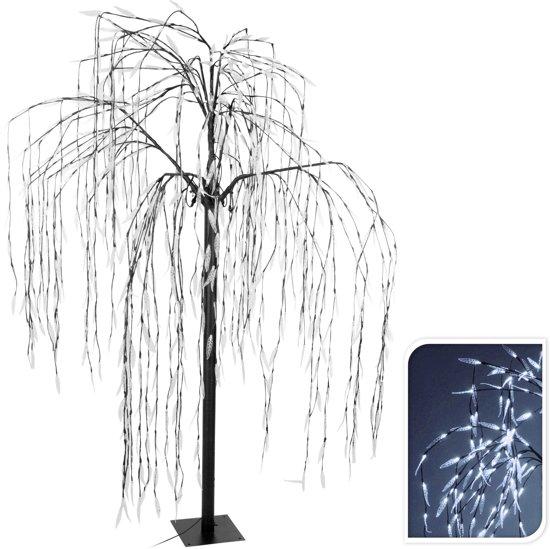 kerstboom bloesemboom wilgenboom 810 led wit 210cm hoogte 81 flash lampjes