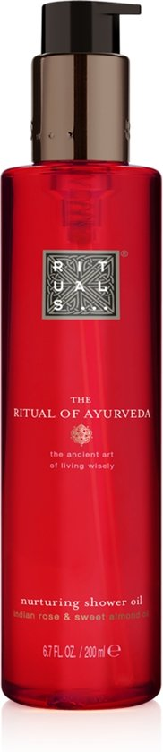 RITUALS The Ritual of Ayurveda Douche Olie - 200 ml - Shower oil