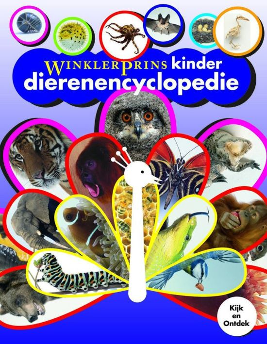 Winkler prins kinder dierenencyclopedie