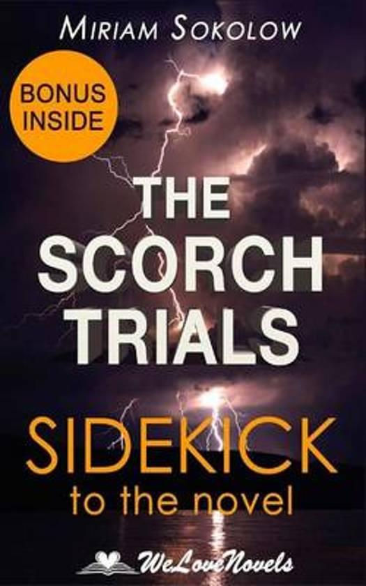 Bol Com The Scorch Trials The Maze Runner Book 2
