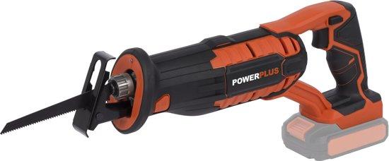 Powerplus Dual Power POWDPSET13 Reciprozaag (20V) - starterspakket - (incl. 20V accu en oplader)