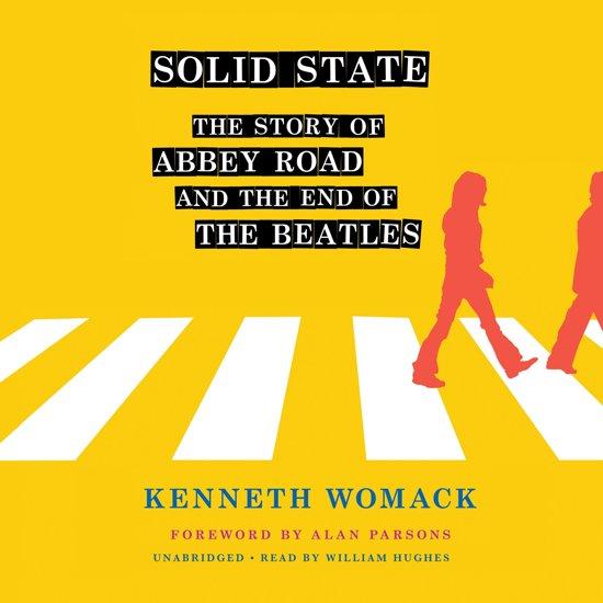 Boek cover Solid State van Kenneth Womack (Onbekend)
