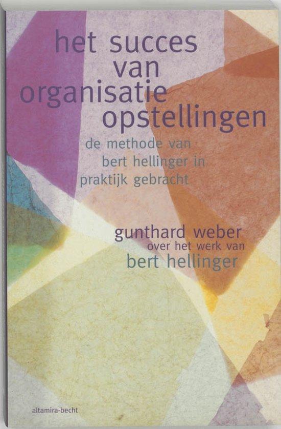 Afbeeldingsresultaat voor het succes van organisatieopstellingen