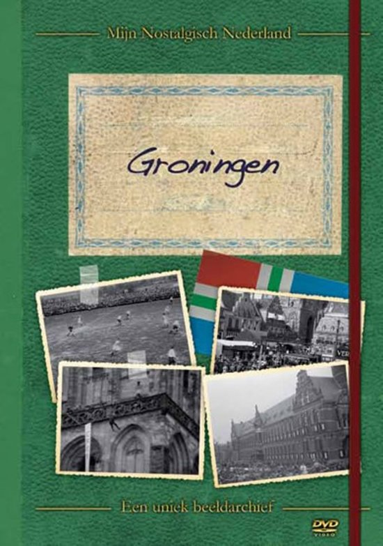Mijn Nostalgisch Nederland-Groningen Dvd Box