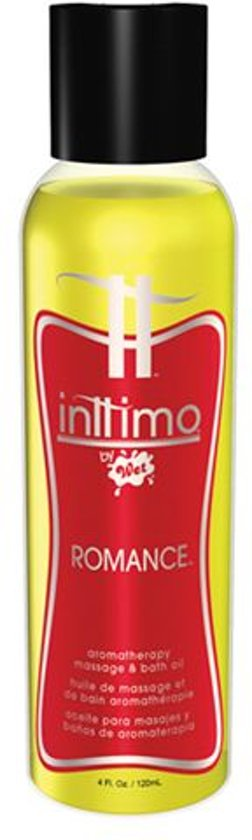 WET Inttimo Romance Massage Oil 119ml