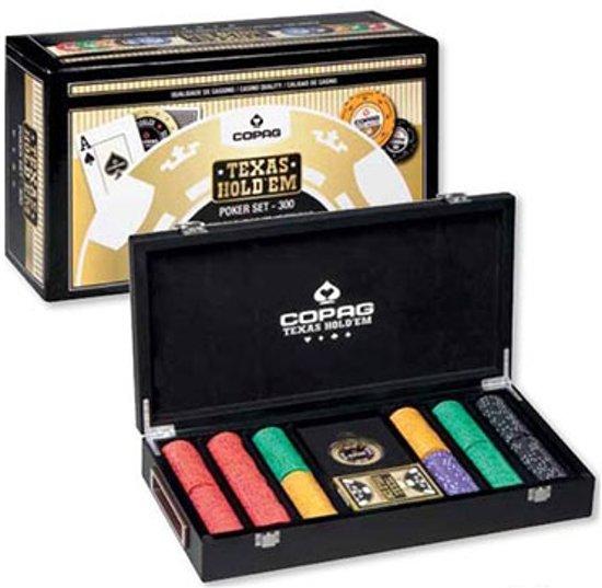 Afbeelding van het spel Copag PokerSet - 300 chips