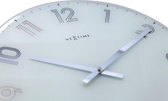 NeXtime Reflect Wandklok Ã43 cm